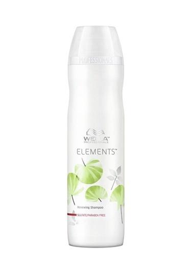 Wella Paranbensiz Şampuan Elements 250 Ml Renksiz
